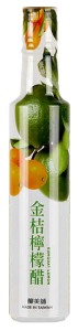 [釀美舖]金桔檸檬醋//良心釀醋買地養土//蘋果日報採訪